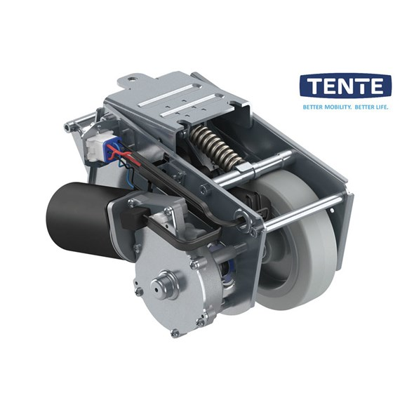 TENTE E-drive komplet system