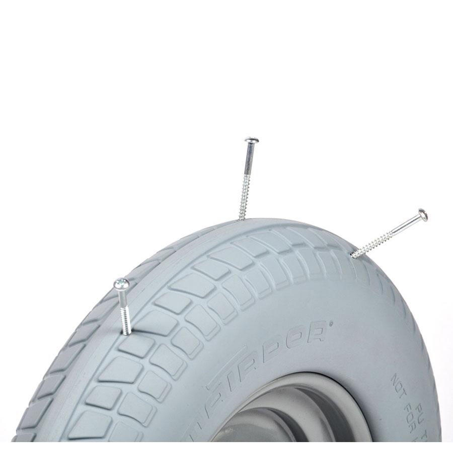 Cool Trillebør til mursten - Punkterfri dæk | ErgoLift DX89