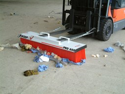 Truckkost ProSweep 600 1520 mm.