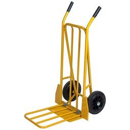 Allround sækkevogn med klap og luft gummihjul | ErgoLift