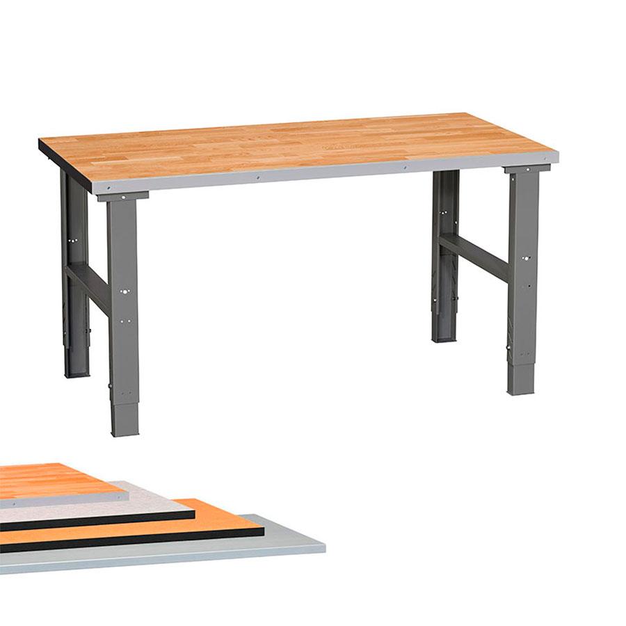 arbejdsbord Kraftigt arbejdsbord fra WFI   ErgoLift arbejdsbord