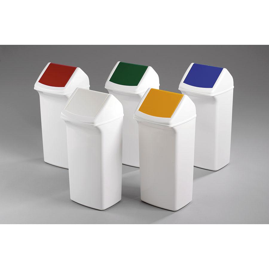 Ubrugte Affaldsspand 40 L med vippelåg | ErgoLift UD-37