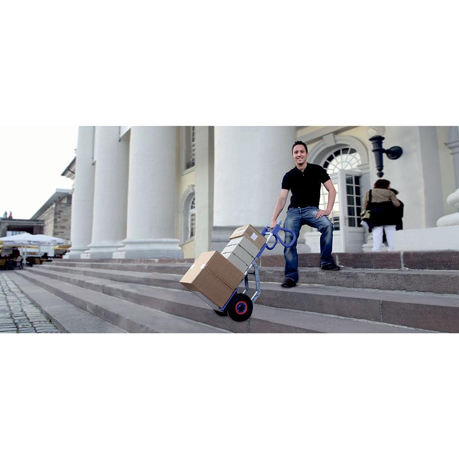 EXPRESSO Sammenklappelig Alu Sækkevogn | ErgoLift